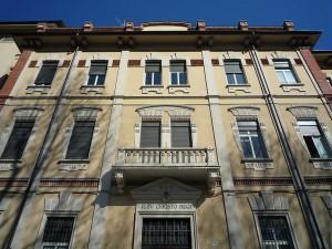 Istituto Povere Figlie di San Gaetano, lungo Dora Napoli 76. Fotografia di Fabrizio Diciotti, 2014