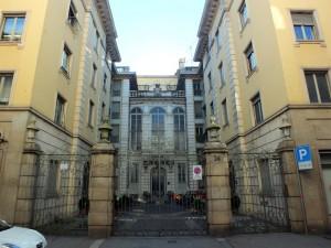 Palazzo Bersezio, poi Thaon di Revel