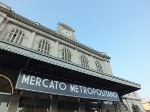 Ex Stazione di Porta Susa, Mercato metropolitano. Fotografia di Paola Boccalatte, 2015