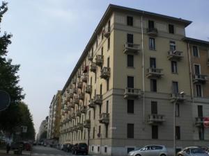 Case Incis (Istituto nazionale per le case degli impiegati statali), corso IV Novembre, vie Barletta, Vernazza e Fieramosca