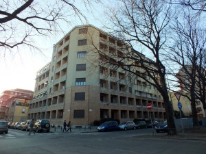 Edificio di civile abitazione in corso Svizzera 10, 12, 14 angolo via Pilo 7
