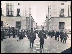 La Resistenza in città e la Liberazione («Aldo dice 26x1»)