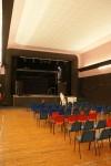 Sala dei concerti del CAP 10100. Fotografia di Edoardo Vigo, 2012