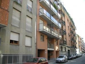 Edificio di civile abitazione Via Pio Foà 80 già Via Pietro Giuria