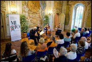 Concerto alla Tesoriera. Fotografia di Marco Saroldi, 2011. © MITO SettembreMusica