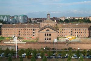 Veduta del complesso ex Carceri Le Nuove. Fotografia di Fabrizia Di Rovasenda, 2010. © MuseoTorino
