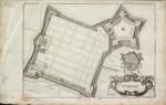 Pianta topografica della città di Torino con la cittadella, 1640
