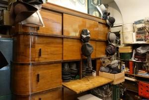 Viarani, cappelleria, particolare dell'interno, 2017 © Archivio Storico della Città di Torino