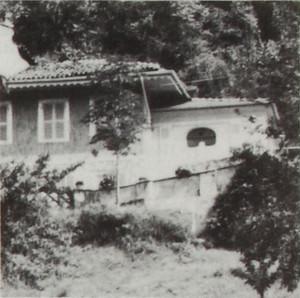 Cappella di Villa Bosso, già il Destefanis