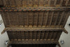 Soffitto proveniente dalla Casa del Vescovo. Palazzo Madama - Museo Civico d'Arte Antica, sala Staffarda. Fotografia di Paolo Gonella, 2010. © MuseoTorino.