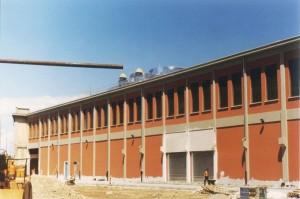 Ex Incet, via Cigna 96. Fotografia di Cristina Godone, 1997