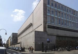 Centro di produzione RAI in via Verdi. Fotografia di Martina Marangon, 2019