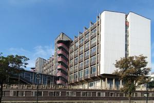 Palazzo Nuovo, sede dell'Università degli studi di Torino. Fotografia di Fabrizia Di Rovasenda, 2010. © MuseoTorino