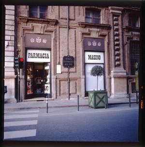 Regia farmacia Masino, esterno, 1998 © Regione Piemonte