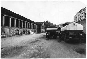 Cascina la Marchesa, 29 agosto 1974, prima della ristrutturazione. ASCT, fondo Gazzetta del popolo. © Archivio Storico della Città di Torino
