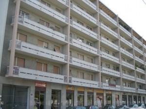 Edificio di civile abitazione già Industria meccanica Agudio via San Marino 21