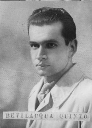 Quinto Bevilacqua (Molinella, Bologna, 1916 - Torino 1944)