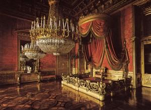 Palazzo Reale, Sala del Trono.