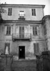 Villa padronale del complesso cascina Tempia. Fotografia di Paolo Arlandi, 1980