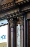 Farmacia Carlo Felice, già Old England, particolare dell' esterno, 2017 © Archivio Storico della Città di Torino