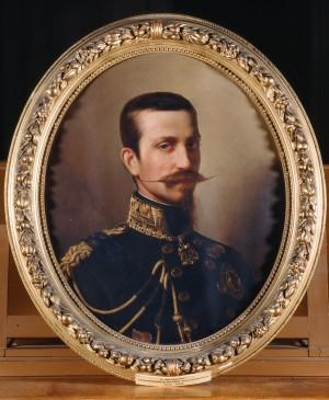 Ferdinando di Savoia, duca di Genova (Firenze 15 novembre 1822 - Torino 10 febbraio 1855)