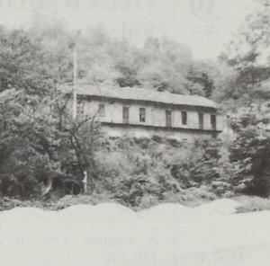 Rustico della villa Il Capriglio