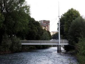 Passerella di via Mondovì