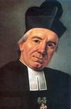 Giuseppe Benedetto Cottolengo (Bra, Cuneo, 1786 - Chieri, Torino, 1842)