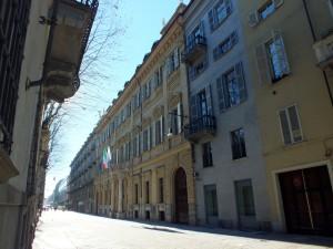 Palazzo Birago di Borgaro. Fotografia di Paola Boccalatte, 2014. © MuseoTorino