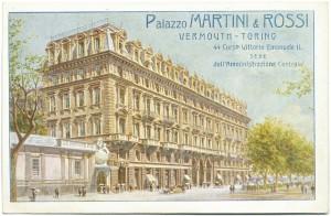 Palazzo Martini & Rossi Vermouth in corso Vittorio Emanuele II. © Archivio Storico della Città di Torino