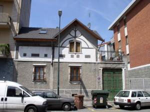 La casa nel 2004. Fotografia di Giuseppe Beraudo.
