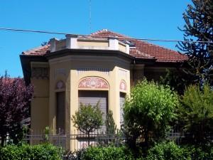 Serafino Migazzo, Casa Chioccarello, via Servais n. 12, 1929. Fotografia L&M, 2011.