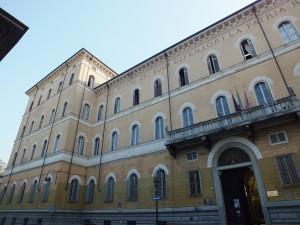 Ex Istituto Figlie dei Militari. Fotografia di Paola Boccalatte, 2013. © MuseoTorino