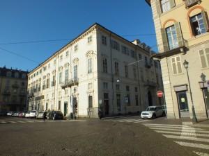 Palazzo Coardi di Carpeneto in via Maria Vittoria 26. Fotografia di Paola Boccalatte, 2014. © MuseoTorino