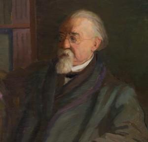 Cesare Lombroso (Verona, 1835 - Torino, 1909)