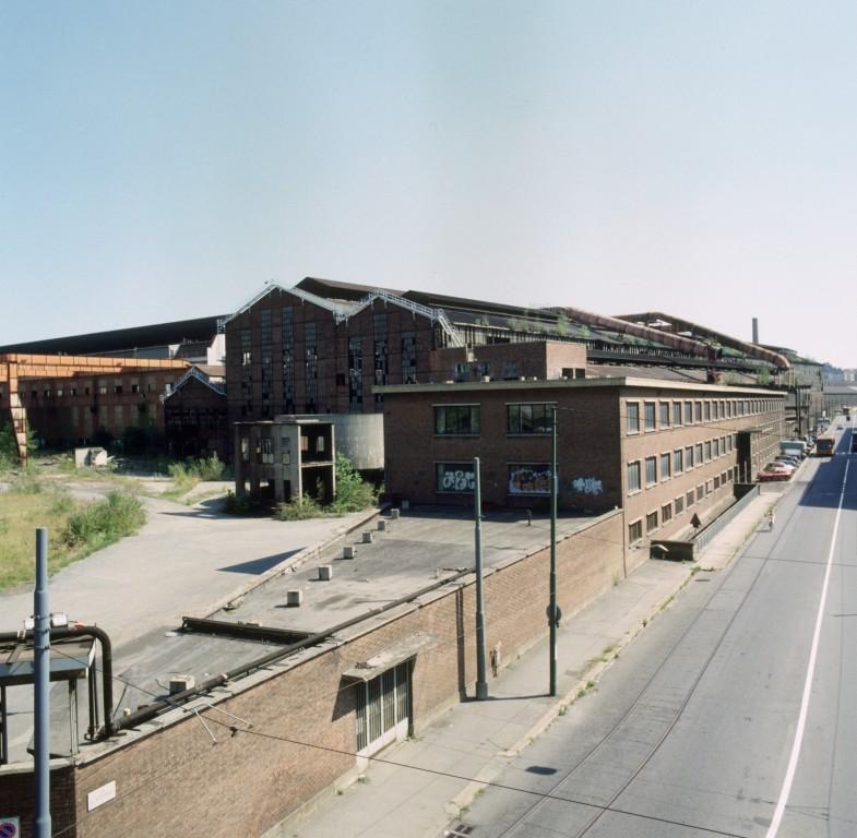 Mt scheda ex stabilimento teksid for Piani del centro di intrattenimento della fattoria