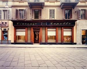 Capello, gioielleria, esterno, 1998 © Regione Piemonte