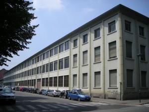 Industria legnami Fautrero in corso Novara 112
