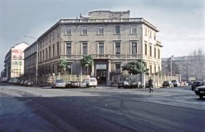 Ospedale Luigi Einaudi, Astanteria Martini. Fotografia degli anni Novanta©  Archivio Storico della Città di Torino