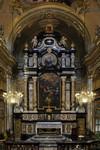 Altare maggiore della chiesa di San Giuseppe, 1693-1696. Fotografia Studio fotografico Gonella, 2011. © MuseoTorino