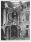Via Giovanni Giolitti (già Via Mario Gioda 26), Palazzo delle Corporazioni. Effetti prodotti dai bombardamenti dell'incursione aerea dell'8 dicembre 1942. UPA 2654_9C04-11. © Archivio Storico della Città di Torino