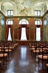 Una delle sale di Palazzo Barolo (particolare). Fotografia di Mattia Boero, 2010. © MuseoTorino.