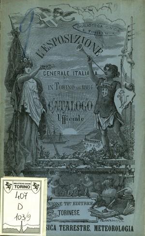 Orologio solare di Giovanni Zaffi Gardella, Esposizione 1884