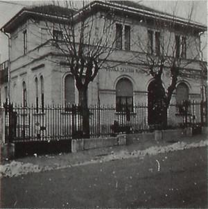 Scuola materna municipale Umberto Amedeo di Savoia Aosta