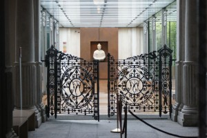 Sala d'ingresso al MAO - Museo d'Arte Orientale. Fotografia di Edoardo Vigo, 2012