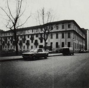 Istituto Cimarosa in via Moncrivello, 5
