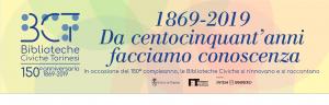 1869-2019. Biblioteche civiche toriensi