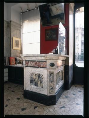 Ex Macelleria Curletti, cassa, 1998 © Regione Piemonte