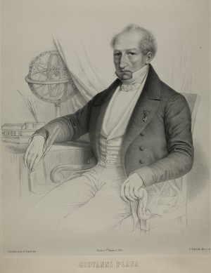 Giovanni Plana (Voghera 1781 - Torino 1864)