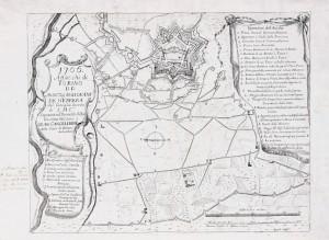1706. Attacchi di Torino, circa 1710